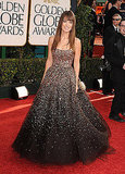 Olivia Wilde in Marchesa was the princess of the evening — flawless.