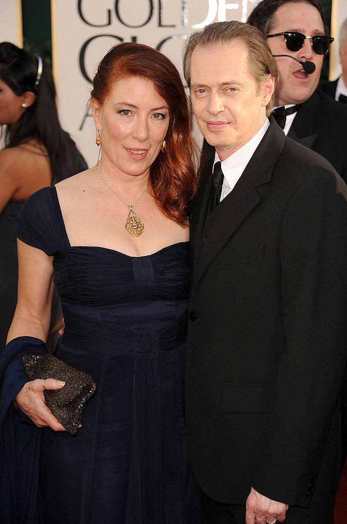 Jo Andres and Steve Buscemi