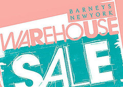 Barneys Warehouse Sale Starts Feb. 17, 2011 — on Last Day of New York Fashion Week