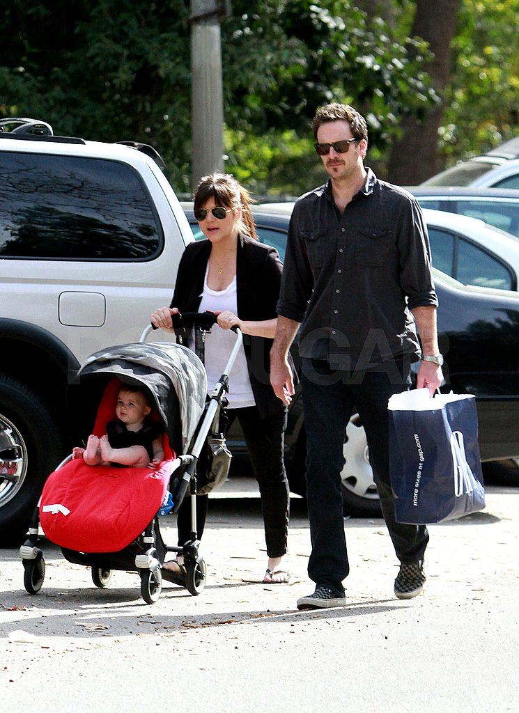 Tiffani Thiessen Spends Time With Family Ahead of Her Exciting Premiere