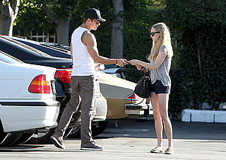 Pictures of Ryan Phillippe and Amanda Seyfried Shopping in LA