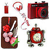Red Gadgets For Valentine&#039;s Day