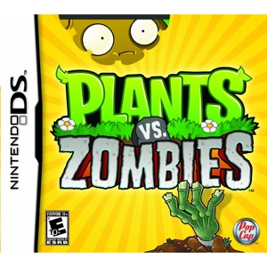 Plants vs. Zombies on DS