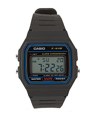 Digital Resin Watch ($25)