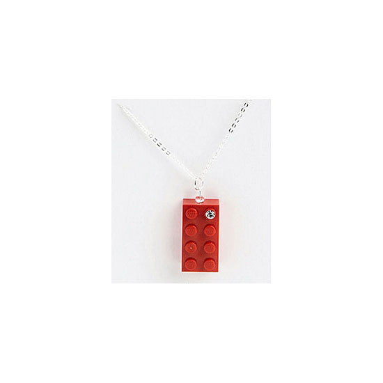 Recycled LEGO Necklace ($15)