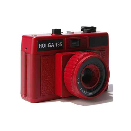 Holga 35mm Color Edition ($48)