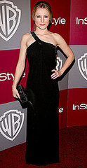 Kristen Bell(InStyle and Warner Bros. Golden Globes After-Party)