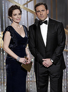 Tina Fey and Steve Carell's Hilarious 2011 Golden Globes Presentation For Best Screenplay