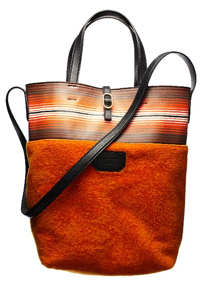 Check Out the Colorful Handbags and Woven Shoes of Proenza Schouler's Pre-Fall 2011 Accessories Collection