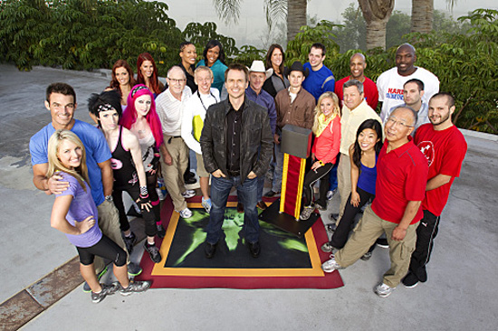 The Amazing Race: Unfinished Business Teams
