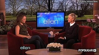 Video of Natalie Portman on The Ellen DeGeneres Show