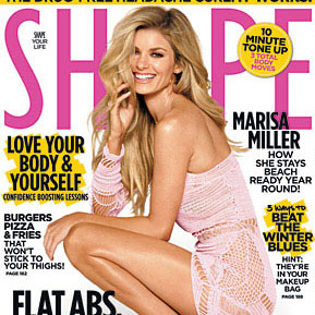 Marisa Miller Keeps Her Backside Toned With Squats