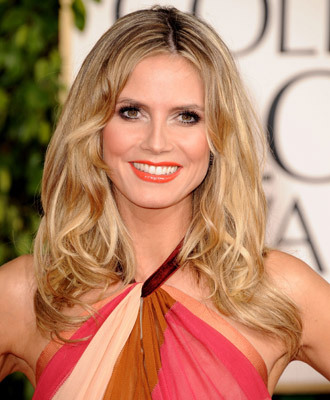 Heidi Klum Perfume To Launch in September 2011-01-20 21:54:29