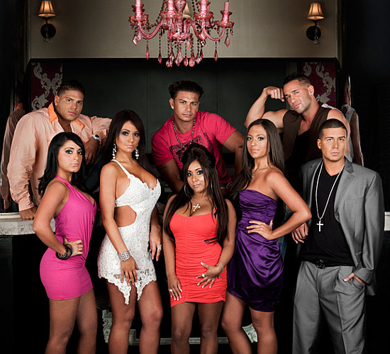 Losers: The Cast of Jersey Shore