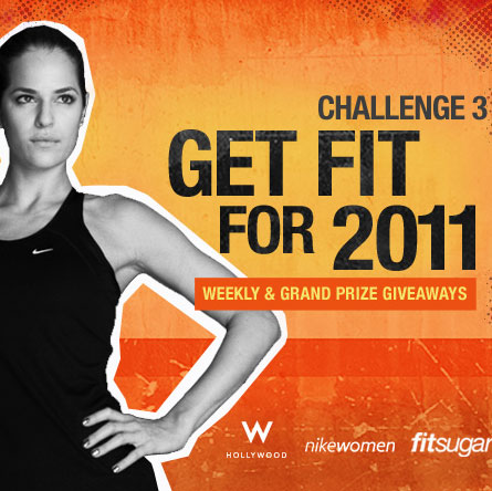 Enter to Win the Get Fit For 2011 Giveaway Challenge: Photo Fitness Challenge
