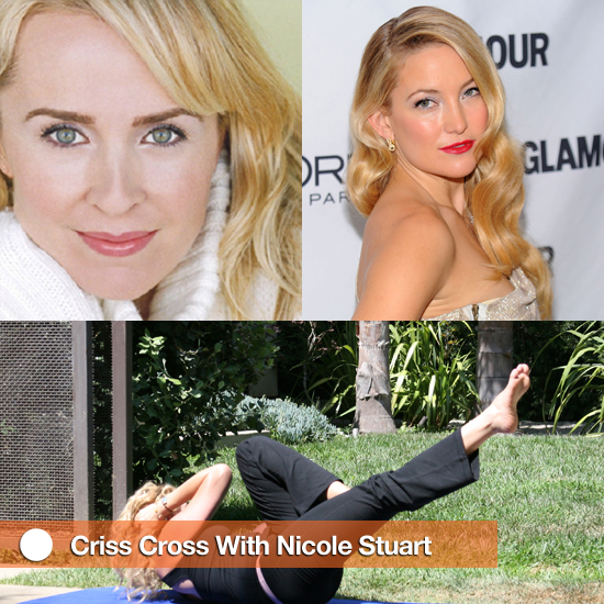 Celeb Trainer Nicole Stuart Shows Us Criss Cross