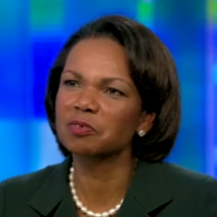 Video of Condoleezza Rice on Piers Morgan Tonight