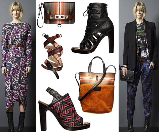 Proenza Schouler's Pre-Fall accessories are to die for. Don't miss it.