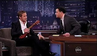 "Ryan Gosling & Jimmy Kimmel Sing ""You Always Hurt the One You Love"""
