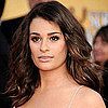 Get Lea Michele's Makeup Look From the 2011 SAG Awards