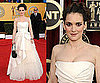 Winona Ryder at 2011 SAG Awards