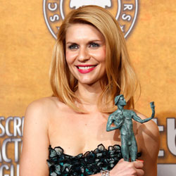 Claire Danes Press Room Quotes From 2011 SAG Award Win For Temple Grandin 2011-01-30 19:41:28