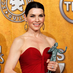 Julianna Margulies Press Room Quotes For Winning 2011 SAG Award For The Good Wife 2011-01-30 19:57:18