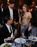 Natalie, Amy, and Leonardo Celebrate Their Fearless Leaders at the Directors Guild Awards