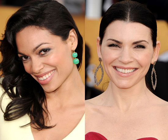 You Saw the Gowns, Now Zoom In on 15 Gorgeous SAG Awards Earrings!