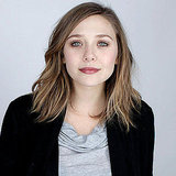 Elizabeth Olsen's Sheerly Pretty Lips and Eyes