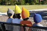 Gnome Crocheted Cap