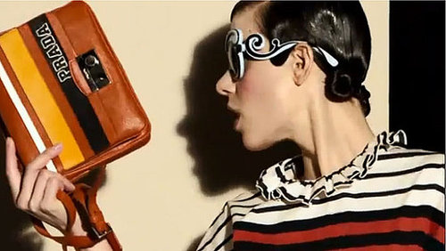 Prada Gets Funky With It: Dancing up a storm for S/S 2011 Video