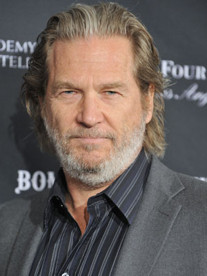 Jeff Bridges<br>Actor, <b>True Grit</b>