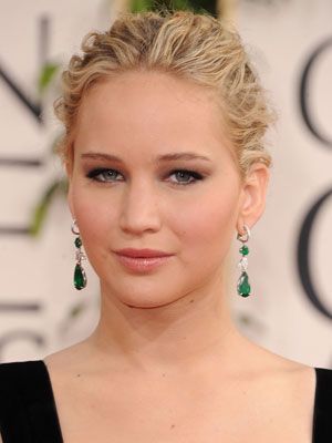 Jennifer Lawrence, Actress, <b>Winter's Bone</b>