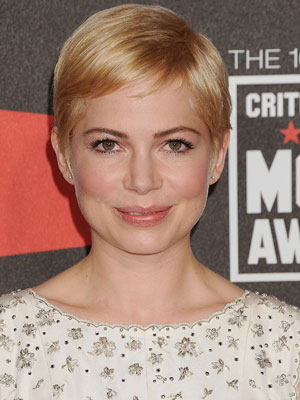 Michelle Williams<br>Actress, <b>Blue Valentine</b>