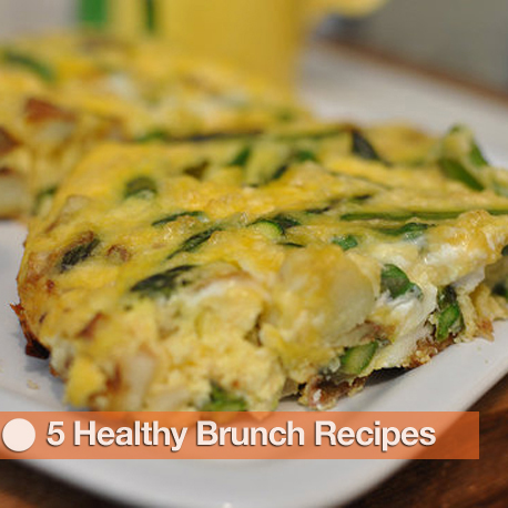 19 Healthy Brunch Recipes For Mother&#039;s Day