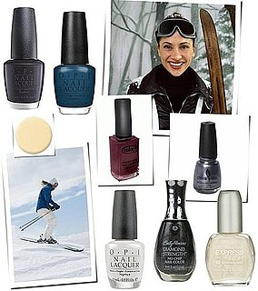 Nail Polishes Inspired by Skiing