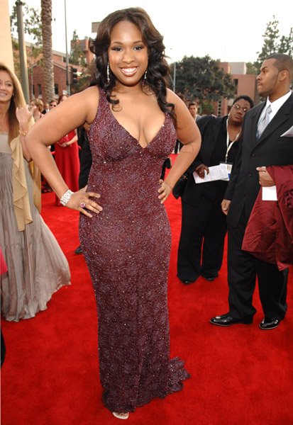 Jennifer Hudson at the 2007 SAG Awards