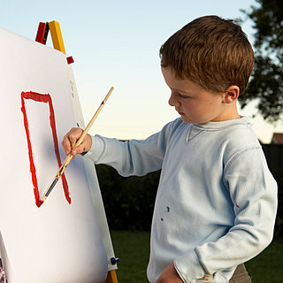 Options For Handling Children's Artwork