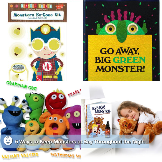 5 Ways to Keep Monsters Away