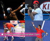 Rafael Nadal at the 2011 Australian Open Including Shirtless Photos and Match Against David Ferrer