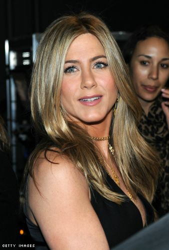 No Baby For Jennifer Aniston...Yet!