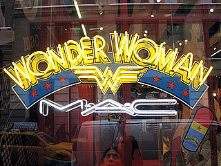 MAC Wonder Woman Pop-Up Shop: Pictures