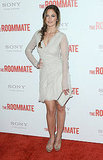 Minka Kelly's totally soft and ethereal look for The Roommate premiere was just gorgeous.