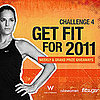 Enter to Win the Get Fit For 2011 Giveaway Challenge: Share a Healthy Recipe