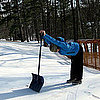 Stretches to Relieve Lower Back Pain From Shoveling Snow
