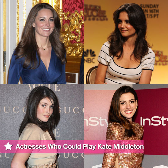 Pictures of Actresses Who Could Play Kate Middleton in the Film About Her Royal Romance With Prince William