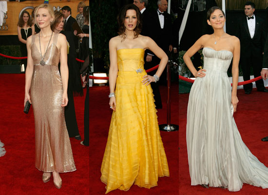 Red Carpet Rewind: SAG Awards Memory Lane