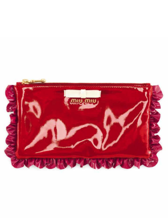 Check Out Miu Miu's Valentine's Day Capsule Collection