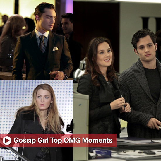 "Top OMG Moments From Gossip Girl Episode ""Damien Darko"""